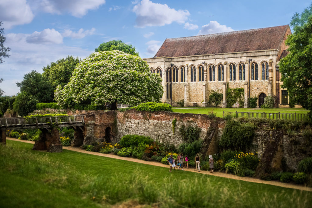 Photograph of Eltham Palace - Wedding Photography by Couture Wedding Films